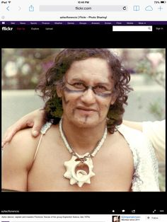 Florencio Yescas ~ The first danzante to bring traditional Aztec Danza to the U.S., California in the 1970s.