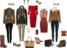 """deep autumn"" by sarah-louise-jones on Polyvore"