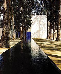 Luis Barragán, arquitecto del paisaje [Louis Kahn,Frank Lloyd Wright] - Noticias de Arquitectura - Buscador de Arquitectura