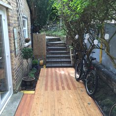 How do you like the decking?