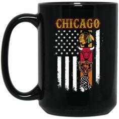 Chicago Mug Chicago Sports Teams Coffee Mug Tea Mug Chicago Mug Chicago Sports Teams Coffee Mug Tea Mug Perfect Quality for Amazing Prices! This item is NOT ava
