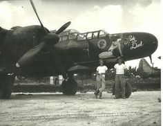 Lady in the Dark (P-61 Black Widow)
