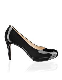 Högl black high heels