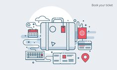 Live Bus Tracking Feature on Behance