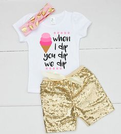 Birthday Outfit for Girl - Birthday Shirt for Girl - Third Birthday Outfit for Girl - Third Birthday Shirt for Girl - Young Wild & 3 Cute Birthday Outfits, Girls 3rd Birthday, 2nd Birthday Outfit, 2nd Birthday Shirt, Birthday Ideas, Happy Birthday, Cute Summer Shirts, Cute Summer Outfits, Cute Shirts