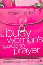 Started reading this tonight! Great read for any woman who has a lot to do and a lot going on!