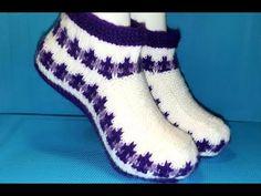 Knitting Socks, Knitting Needles, Hand Knitting, Knitted Slippers, Knitted Bags, Crochet Girls Dress Pattern, Embroidered Christmas Stockings, Woolen Socks, Hunter Boots Outfit