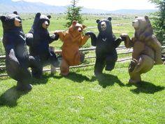 ...just plain AWESOME!  (Johnathan the Bear Man.)