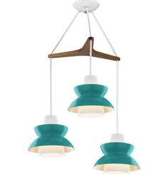 mid century modern chandelier - Google Search