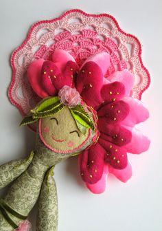 Em tons de rosa e ternura