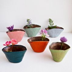 SOLD OUT Handmade colourful gold ceramic vase, small handmade vase, pottery vase, table decoration, flower vase, ceramic vase, bud vase
