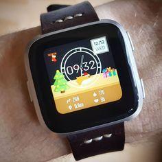 Original Genuine Fitbit Ionic Versa Smartwatch Battery w// Frame Replacement Part