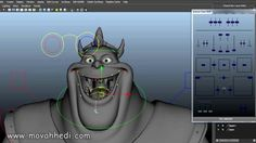 """This is """"aravox"""" by abolfazl movahhedi on Vimeo, the home for high quality videos and the people who love them. 3d Character Animation, Animation Reference, Maya, Animation Tutorial, 3d Tutorial, Zbrush, 3d Design, Rigs, 3d Printing"""