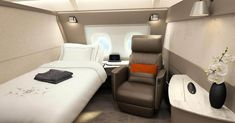 Singapore Airlines a380 new First Class Business Class SQ Sydney (2)