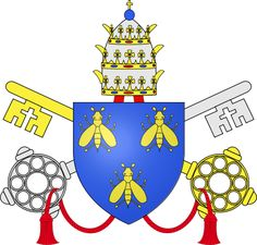 Coat of Arms, Pope Urban VIII