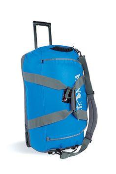 Tatonka Barrel Roller Large, Blau, 80 l bei Vamadu Backpacking