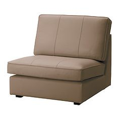 "KIVIK one-seat section, Grann beige Width: 35 7/8 "" Depth: 37 3/8 "" Height: 32 5/8 "" Width: 91 cm Depth: 95 cm Height: 83 cm"