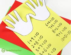 Hands-On Addition Activities for the Classroom | Teach Starter
