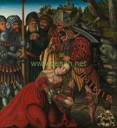 30 Best قصص Images In 2020 Saint Barbara Pagan Gods Lucas Cranach