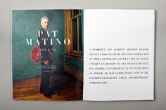 Photograph work:: Jazz Special Magazine by Thorbjørn Gudnason, via Behance