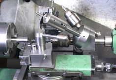 by Harold Hall Material: Steel Units (mm) Needing to make a batch of turned parts that require to be drilled on the lathe, the reader will have found the need to repeatedly interchange drill and centre drill quite a chore. If needing to be tapped also then it will be even more time consuming. This ...