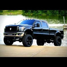 Ford..black! Sweet!!