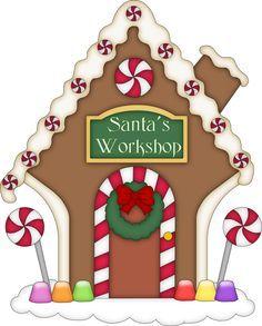 Gingerbread House Clip Art Clipart Best - Clipart Suggest Christmas Yard Art, Christmas Rock, Christmas Gingerbread, Christmas Holidays, Christmas Decorations, Christmas Ornaments, Christmas Images Clip Art, Gingerbread Train, Xmas