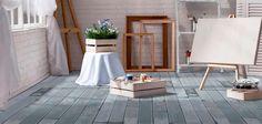 Laminate floor for Beach House