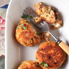 Salmon Croquettes Recipe - Saveur.com