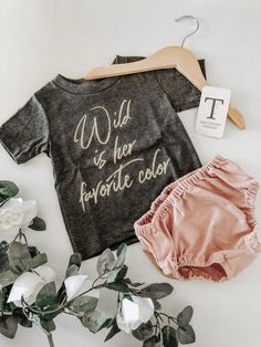 Code Pinterest to save!❤ Wild child, wild girls, free spirited kids Little Girl Outfits, Little Girl Fashion, Toddler Fashion, Kids Outfits, Kids Fashion, Baby Outfits, Toddler Outfits, Baby Kind, Cute Baby Girl