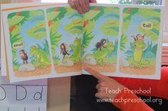 Small Tall Fall by Teach Preschool