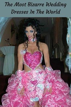 Wedding days are special days for the couple and their families, and the bride. The wedding dress is one of the major high points for the bride #Bizarre #Wedding #Dresses Formal Dresses, Wedding Dresses, Prom Dresses, Cute Almond Nails, Rock Nails, Witch Nails, Money Tattoo, Pointed Nails, Dress With Sneakers