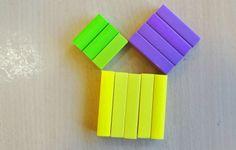 Year 4 @ IST: Rozenn, Pythagoras and Cuisenaire rods