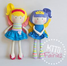 I recently came across the most adorable dolls, My Teeny Tiny Dolls® (MTTD) , all lovingly handmade by the very clever Mariane Cresp, based ...