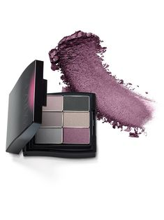 The New Purple Smoke Palette....beautiful eye colors, perfectly coordinated. Available today: www.marykay.com/aphillips0315