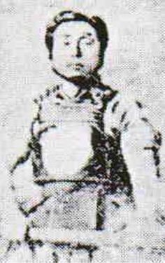 Nagakura Shinpachi (永倉 新八, May 23, 1839 – January 5, 1915) was the captain of the 2nd troop of the Shinsengumi. Nagakura became a fukuchou jokin (assistant vice commander) in 1863, then became the captain of the 2nd unit in 1865. Together with the rest of the Shinsengumi, he became a hatamoto in 1867.