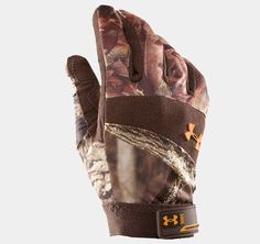 Men's Camo Idylwild Gloves - XL