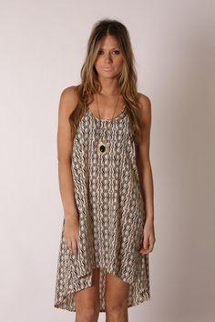 breeze tunic dress