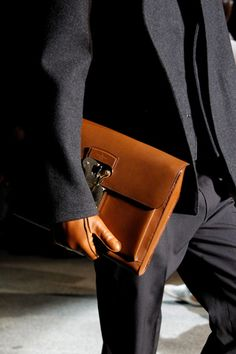 Louis Vuitton men's bag Fall 2011