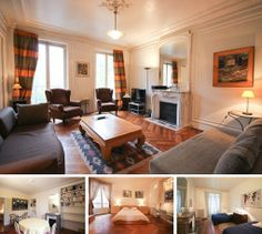 Marvelous Furnished 2 Bedroom Apartment For Rent   Paris   Rue De Medicis