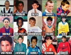 Cristiano Ronaldo, Neymar, Messi and Co' enfants (photos) - http://www.actusports.fr/106085/cristiano-ronaldo-neymar-messi-and-co-enfants-photos/