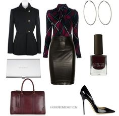 Business glam