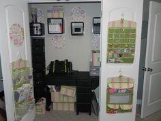 scrapbook closet
