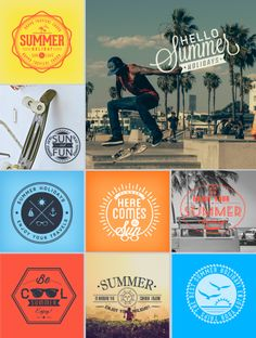 Vector Pack Freebies for Summer from Vecteezy! Download this FREE vector pack full of fresh and practical elements!