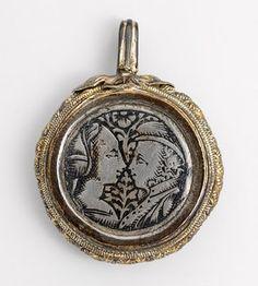 A 15th century love token... How enchanting. I love it.