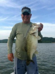 If you want a good fishing coach in middle Tennessee, give Sam Lashlee  shout. He'll get you on the big ones for sure!