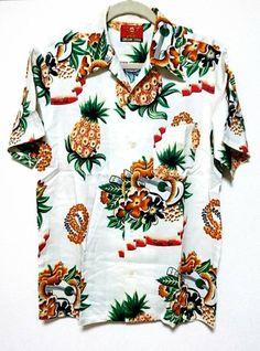 5c871814 31 Best Hawaiian Shirts images | Vintage hawaiian shirts, Aloha ...