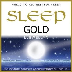 Sleep Gold CD, £9.95