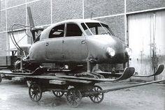 Snowmobile Tatra V855 (1942)