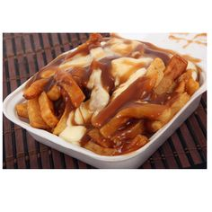 Real Canadian Poutine Recipe from Mamma's Recipes
